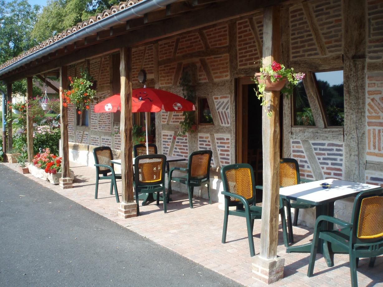 Terrasse de bar